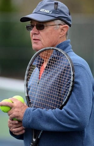 Bill Kingston, who served for 47 seasons as the boys tennis coach at Moorestown High School, has announced his retirement from coaching. His 1,145 career wins is the highest total in the nation.