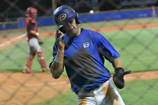 Cooper Vest is using the American Legion league to get live baseball reps, while also providing his younger Dixie teammates with examples of how to be a successful Region 9 player