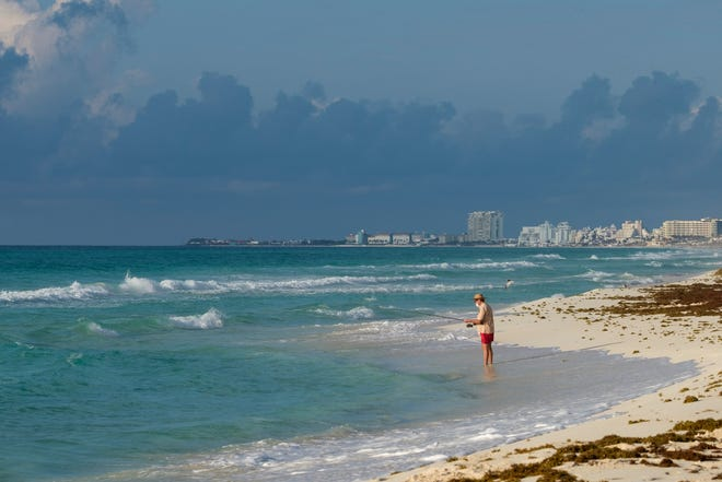 Cancun Vacation After Christmas 2020 Mexico desperate to reopen as Cancun greets tourists amid COVID 19