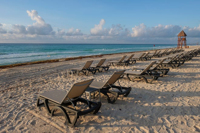 Mexico Desperate To Reopen As Cancun Greets Tourists Amid Covid 19