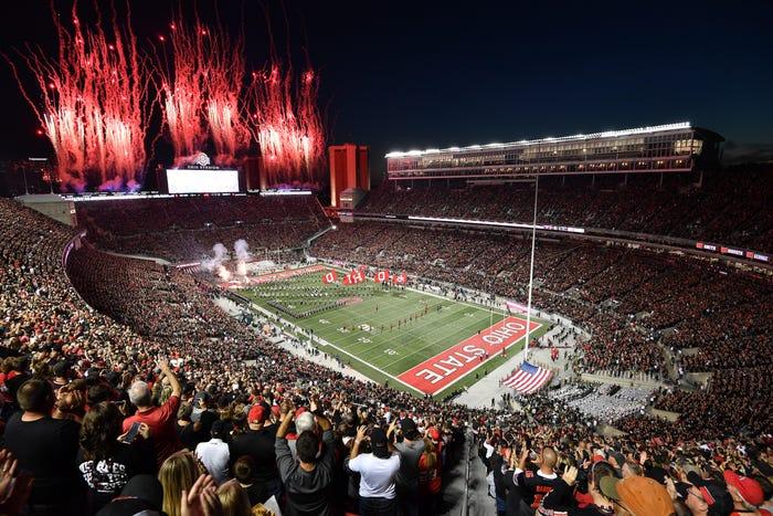 Returning Ohio State football players must sign coronavirus risk waiver