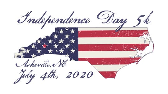 The Independence Day 5k will be a virtual race.
