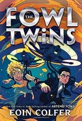 ÒThe Fowl TwinsÓ written by Eion Colfer