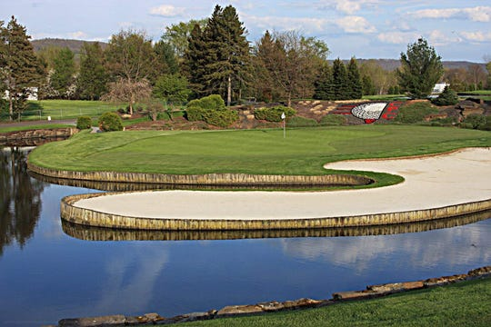 The picturesque 10th at Conklin Players Club.