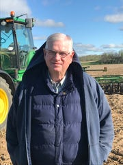 Wendell Waters of West Lafayette and WenMar Farms was recently inducted into the Ohio Agriculture Hall of Fame for his longtime work and advocacy of farming issues.