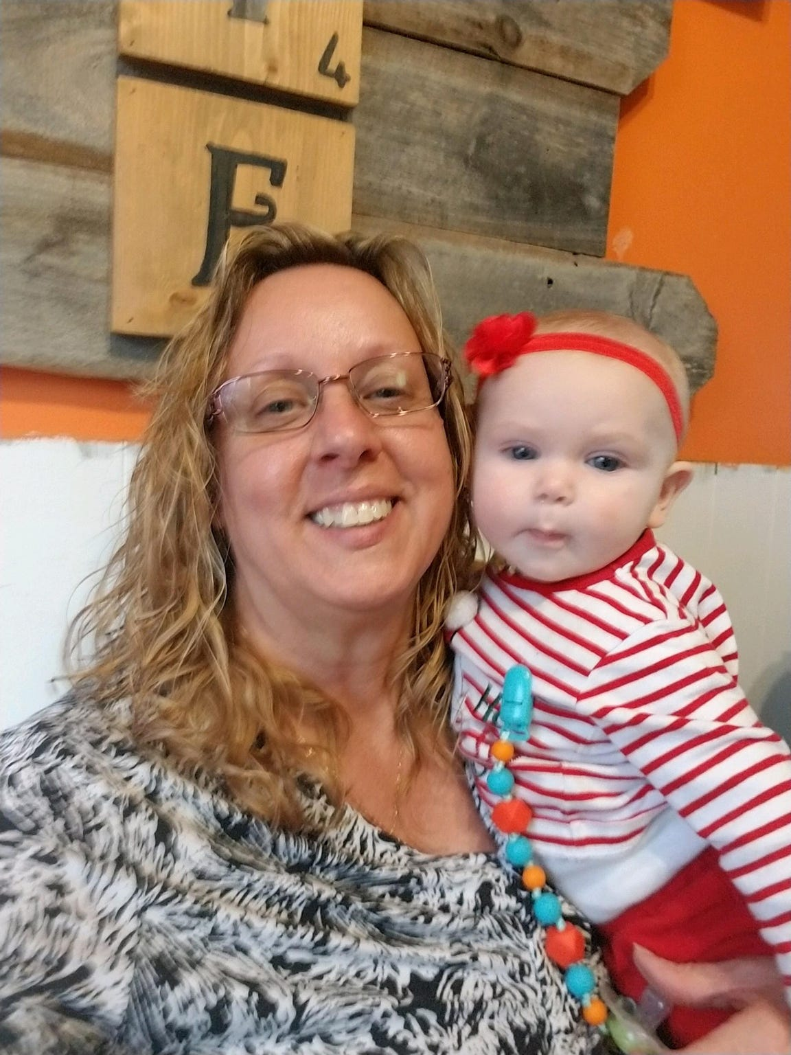 Carrie Hennig, a 56-year-old respiratory therapist from Sanford, had spent a month in the intensive care uniton a ventilator after contracting the novel coronavirus, presumably while helping others to breathe.