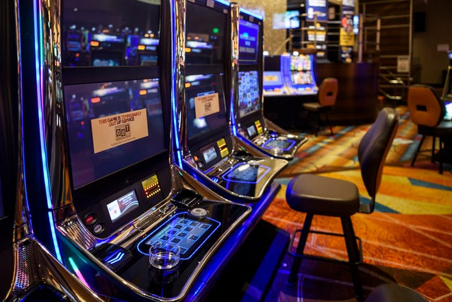 The Tropicana Evansville propertyhas79,000 square feet of enclosed space, including 45,000 square feet of casino floor. The land-based casino opened in 2017 after existing as a riverboat since 1995.