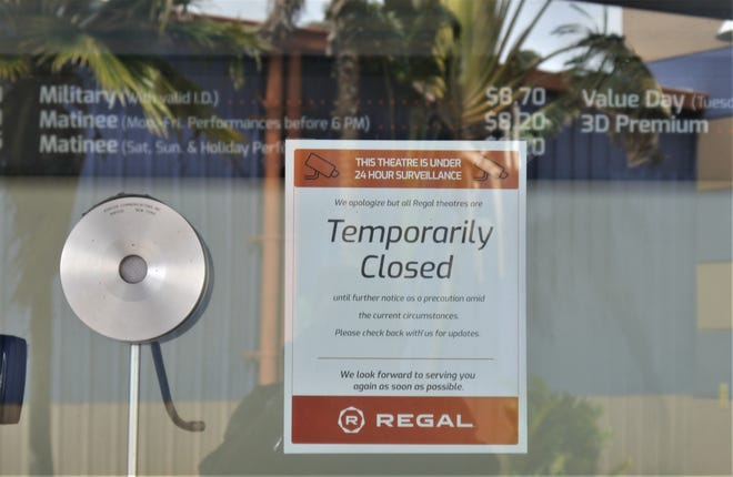 """The """"temporary closure"""" has gone on for many months at Regal Guam Megaplex in Tamuning. Monte Mesa, GPO and Tumon Sands Plaza's general manager, said there are no plans to permanently close Guam Regal screens."""