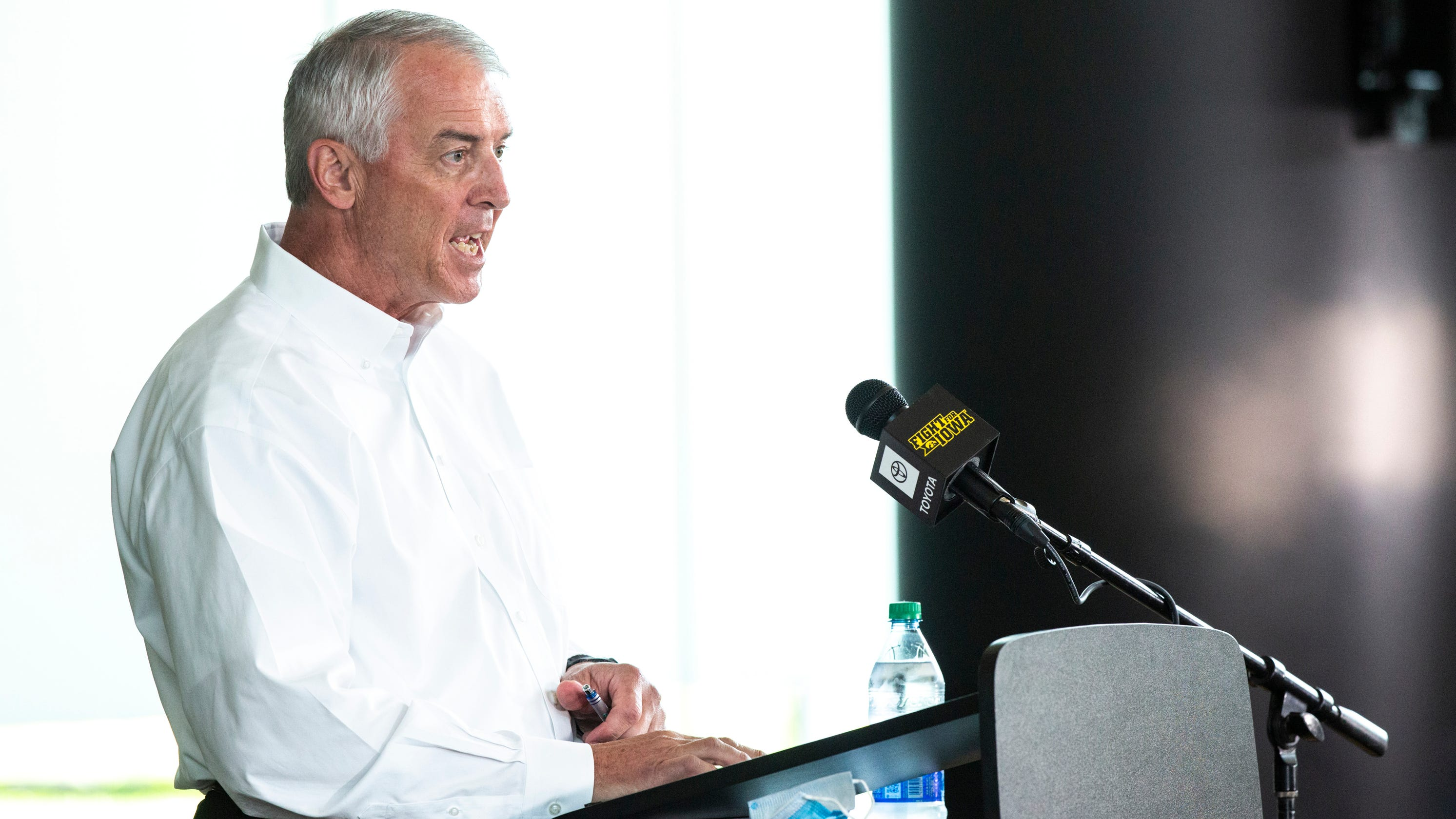 Gary Barta will slash $15M from Iowa athletic spending in plan that assumes full football and basketball seasons