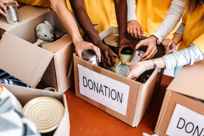 How to claim your tax deductible donation.
