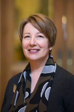 Milwaukee Public Library Director Paula Kiely