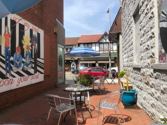 Montclair Diner is open for outdoor dining.