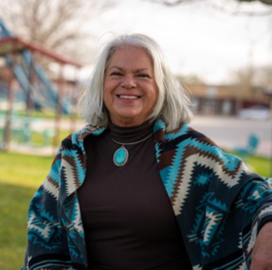 New Mexico Senate Candidate Pam Cordova (D-30)