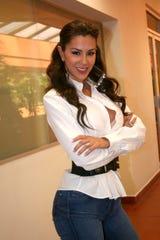 """Ninel hizo una gran amistad con Dulce María desde que interpretó a su mamá en la telenovela """"Rebelde"""" (2004)."""
