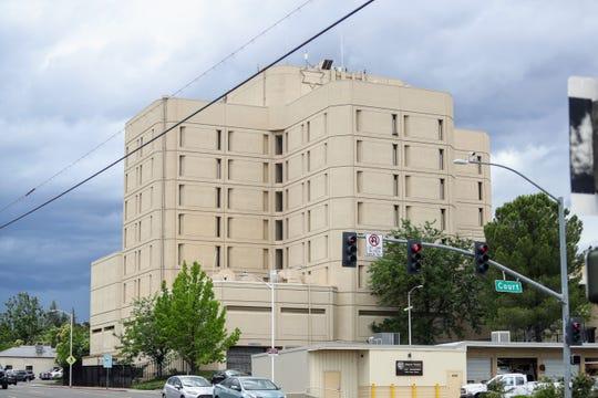 Shasta County Jail on June 12, 2020