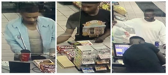 Shreveport police are asking for help in identifying these suspects of a vehicle burglary that was reported on June 8 in the 3000 block of Desoto Street.