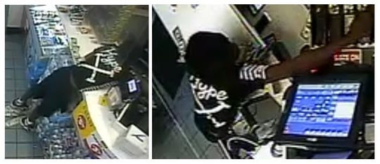 Shreveport police are seeking the identity of the suspect of an armed robbery that occurred on May 26 in the 5700 block of Hearne Avenue.