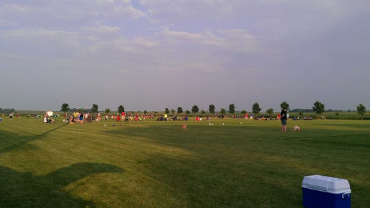 The Dell Rapids Soccer League is scheduled to open on July 7 on the St. Mary practice football field.