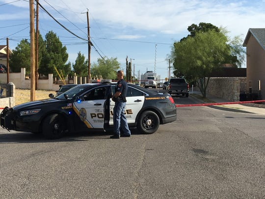 An El Paso police investigation continues after an officer was shot on Comet Street in a Northeast neighborhood.