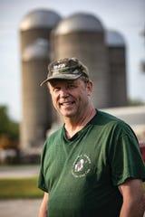 Dave Koepke of Koepke Farms Inc. in Oconomowoc, Wis.