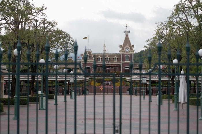 Hong Kong Disneyland sets Thursday reopening date with limited admission, required health declaration