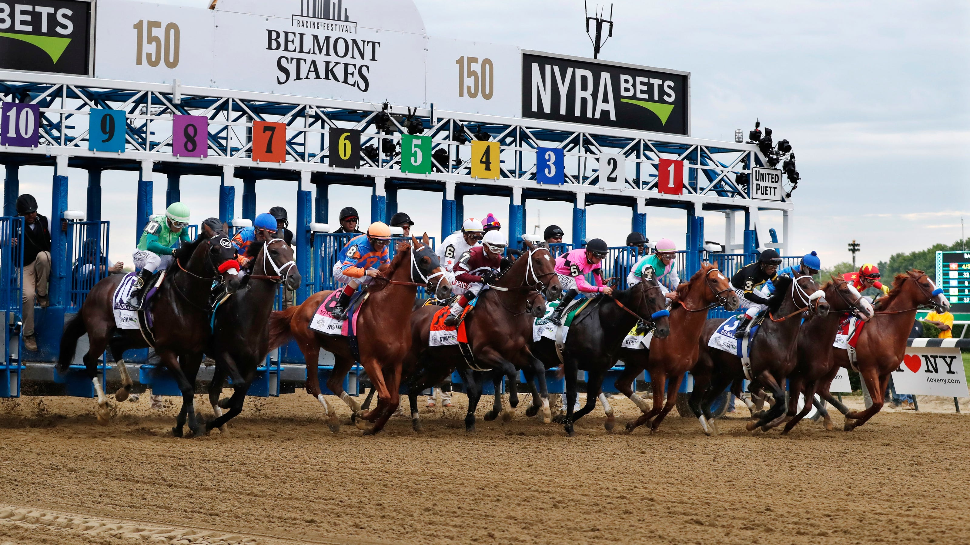 Best way to bet 100 on the belmont stakes 2021 bowl games betting lines