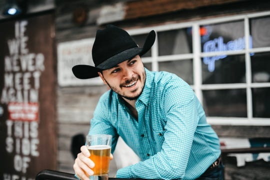 "Drew Wish recently hit the top of the Texas Regional Radio Report again with ""Every Damn Time,"" a duet with Pam Tillis. His new album is called ""Wishful Drinkin.'"""