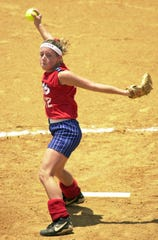 Gregory-Portland's Lauren Tanner was named MVP of the All-South Texas softball team for the fourth time in 2001.