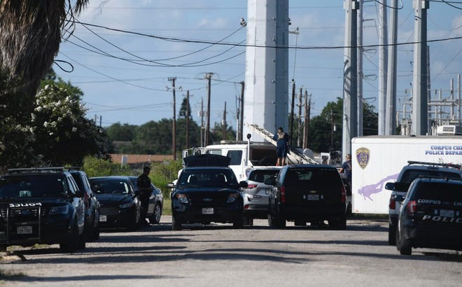 Corpus Christi police are investigating a body found Tuesday on the city's Southside.