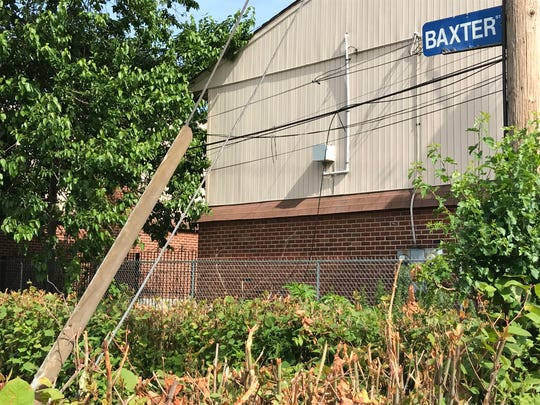 Baxter Street no longer appears on Camden maps or GPS, but neighbors say drug dealers and users have littered it with needles, trash, old clothing and other debris.