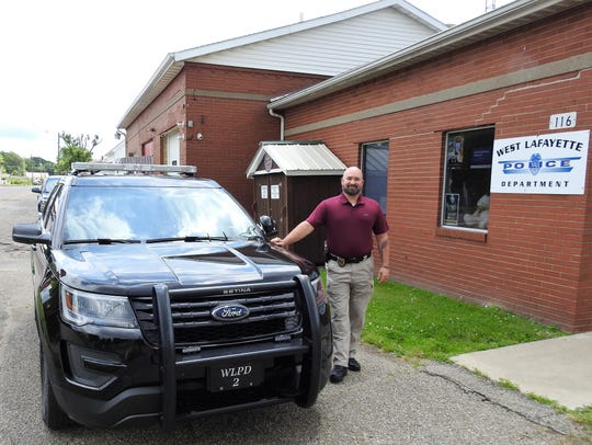 Matthew Fohl of Marion started June 11 as the new police chief of West Lafayette replacing the retired Stephen Klopfenstein. Fohl brings more than 25 years of law enforcement experience to the role. His goals include starting a bicycle patrol and having zero tolerance for drugs.