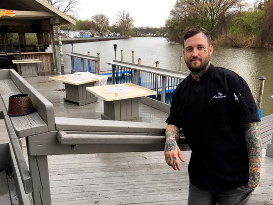 The Food Network has severed ties with Chad Barrett following the publication of a Free Press story detailing the local chef's history of domestic violence and fresh charges he faces in New Baltimore.