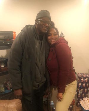 Tyrone Smith, 62, and his daughter Tyronnica Smith, 17, are raising money to pay for Tyrone's hospital bills and new house after facing a car accident.