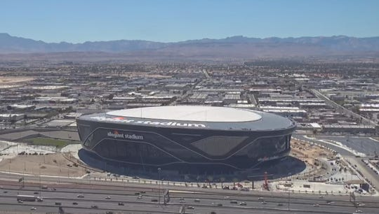The NFL 2021 Pro Bowl will take place at Allegiant Stadium in Las Vegas