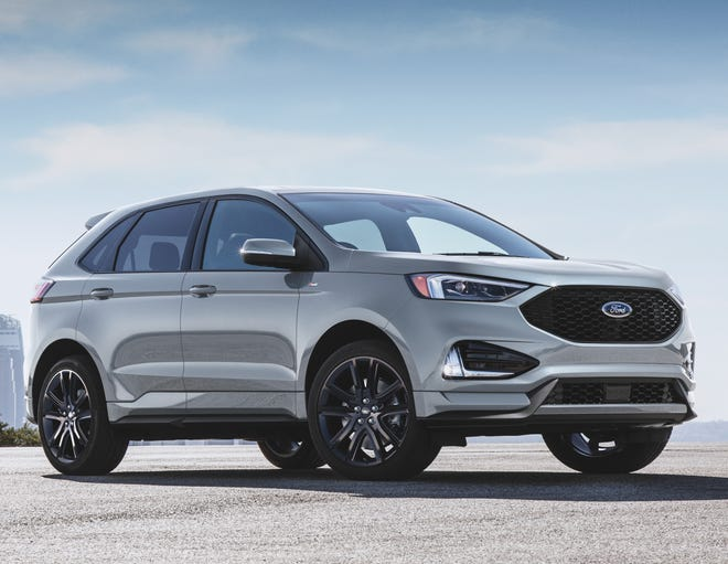 Future Of Ford Edge And Canadian Plant Where It S Built In Question