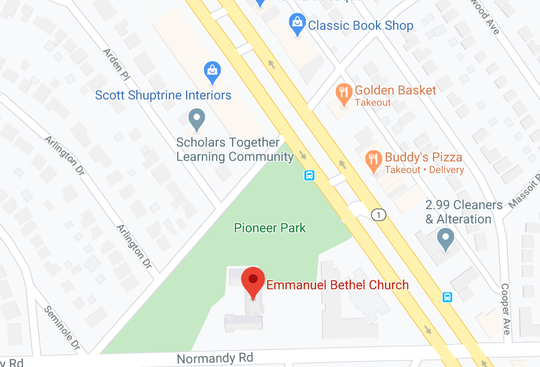 A proposed pawnshop would be near Pioneer Park and Emmanuel Bethel Church along Woodward in Royal Oak.