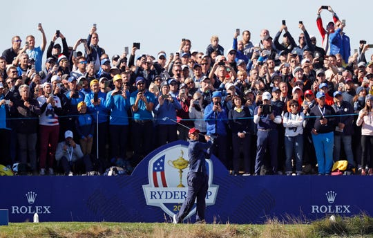 A decision is looming whether to play the Ryder Cup in Wisconsin in September 2020 with fans or even postpone it until next year.