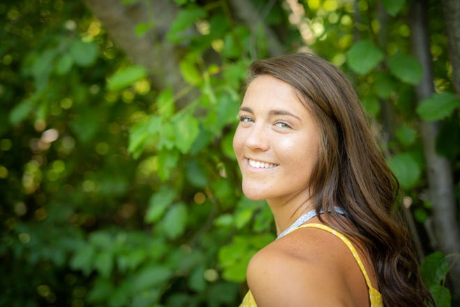Hanna Peterman of Fairfield High School is one of 10 finalists for the class of 2020 Academic All Stars.