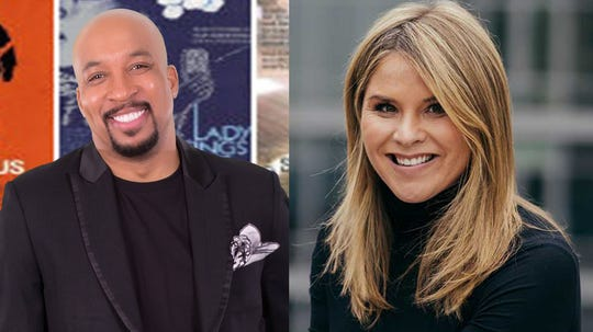 The Montgomery Performing Arts Centre will host Nephew Tommy, left, on Aug. 21, and Jenna Bush Hager on Sept. 26.