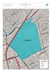 Focus Area A in the Apodaca Blueprint