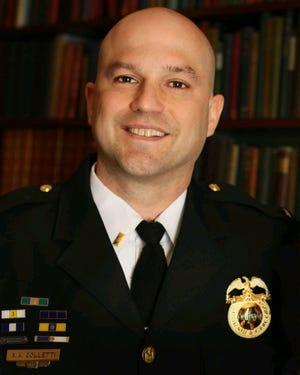 Lt. Aaron Colletti
