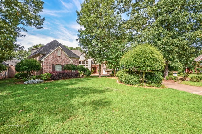 5073 Sweetwater Drive in Benton offers Louisiana living on the bayou.