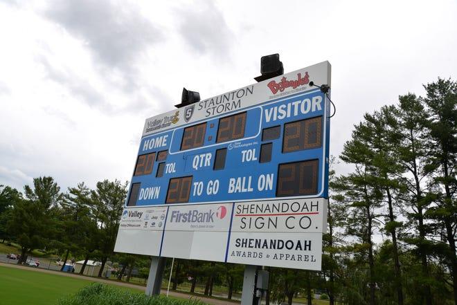 Staunton High School football hit by COVID cases.