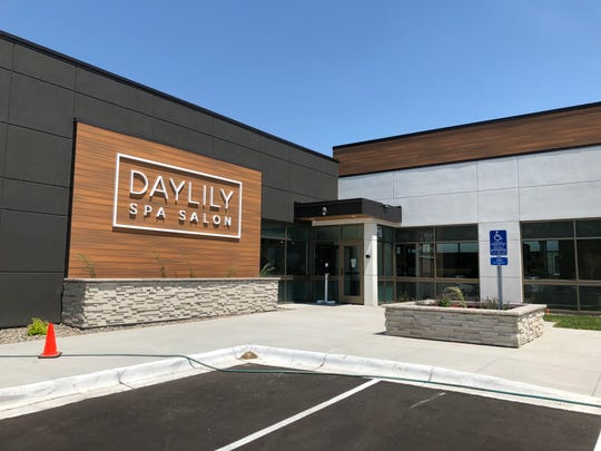 Daylily Spa Salon opened its new Waite Park location June 8, 2020, for the first time in the midst of the COVID-19 pandemic. The staff from the Sartell and St. Cloud locations merged and now all work in Waite Park.