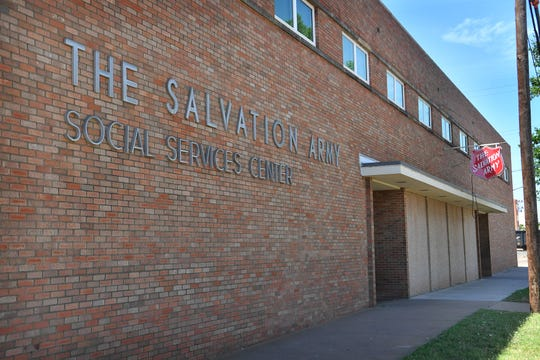 The Salvation Army is one of several nonprofits that may receive funding for COVID-related help.