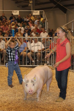 While grandstand events will be postponed until next year, Fond du Lac County Fair organizers wanted to find a way to go forward with a junior show for youth exhibitors.