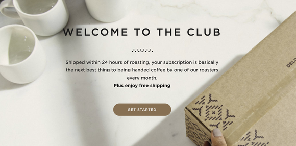 Get coffee-loving Dads the subscription box they really want this year from Peet's.