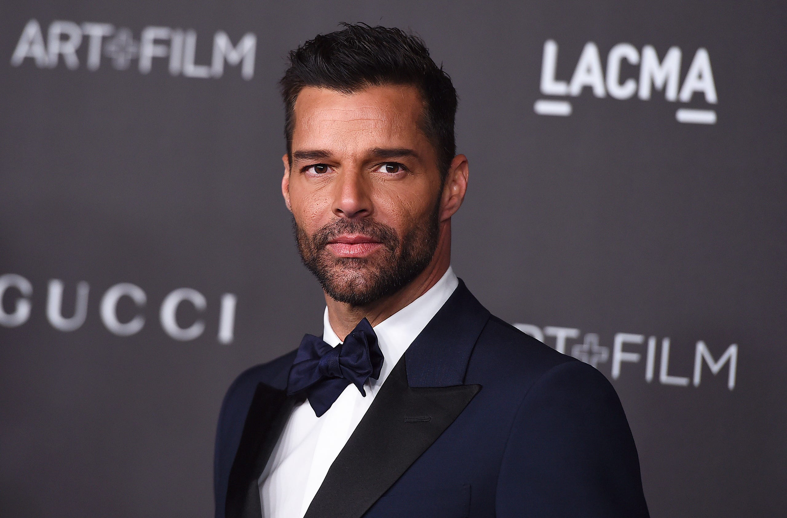 Ricky Martin's life and career in photographs