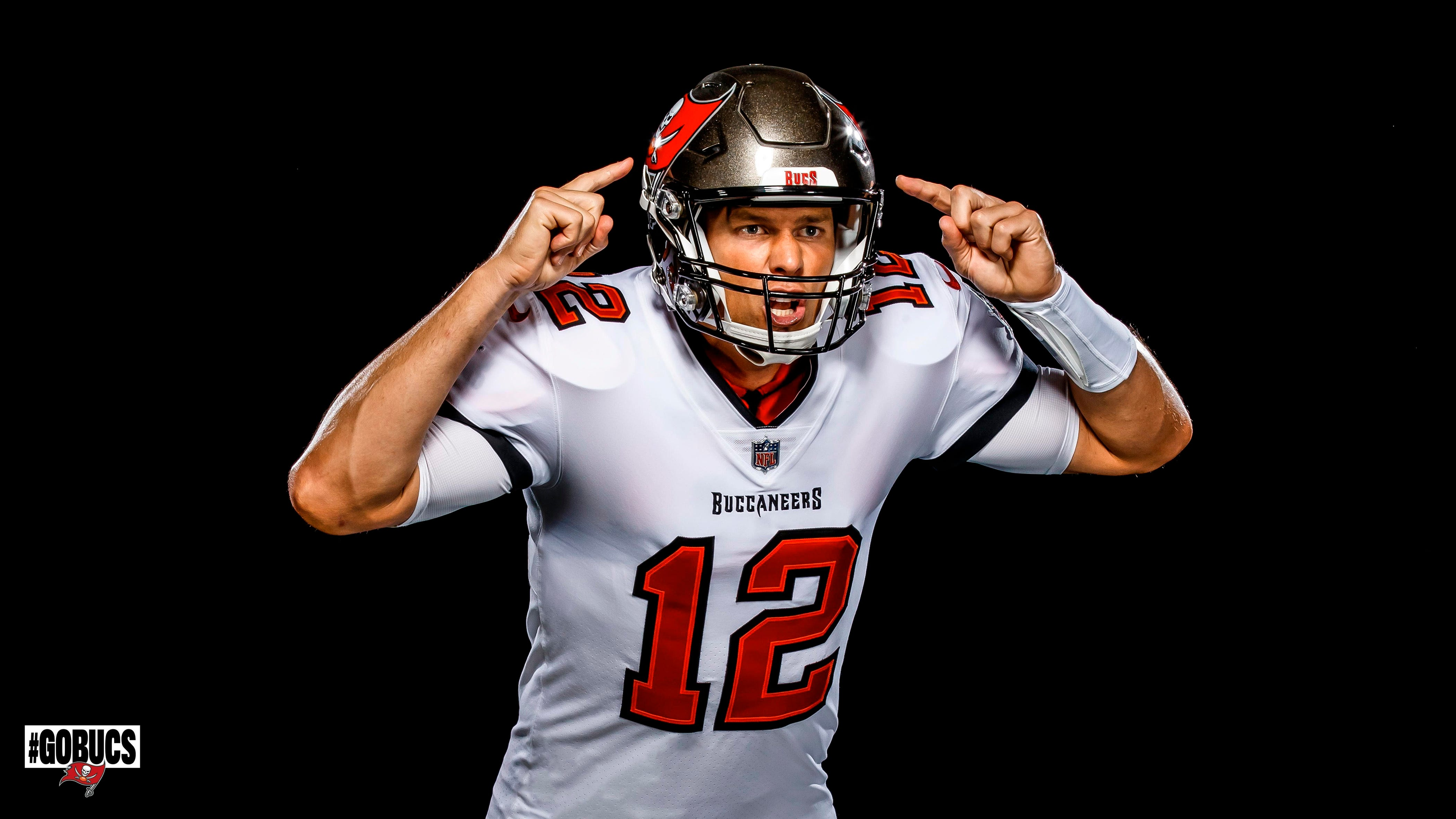 Bucs' new uniforms: Tom Brady will have fresh look with Tampa Bay