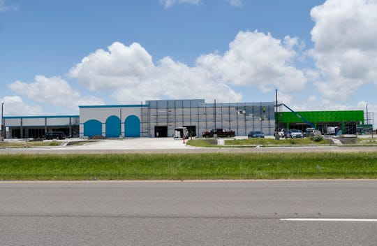 IGA Island Market is a new grocery store on Padre Island, as seen Wednesday, June 17, 2020. The store is 20,000 square feet.